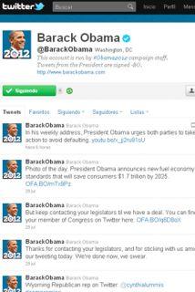 El presidente de Estados Unidos, Barack Obama, ha perdido más de 36 mil...