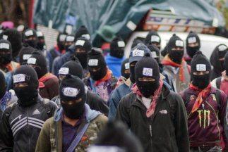 Chiapas es cuna de la guerrilla del EZLN, que exige medidas contra la po...