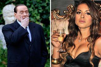Silvio Berlusconi comparece ante la justicia por el caso 'Rubygate', en...