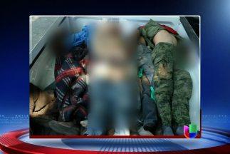 Enfrentamientos en Michoacán dejan al menos 10 muertos