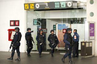 Las autoridades mexicanas reforzarán vigilancia en aeropuerto de la capi...