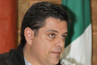 Rubén Alanís Quintero (Imagen tomada del portal del Congreso de Baja Cal...