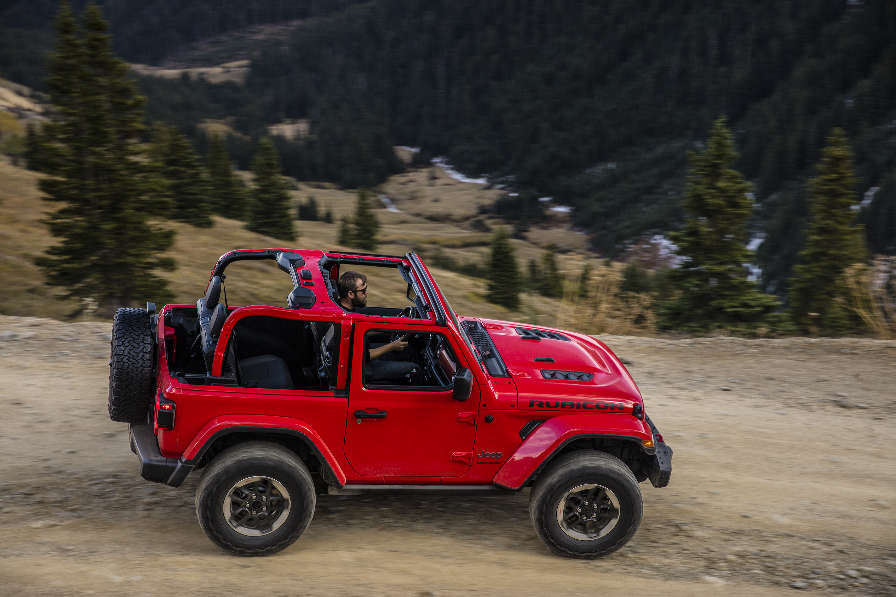 all new 2018 jeep wrangler - HD 3000×2000