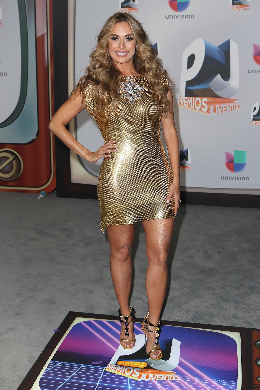 El Sexy Look De Galilea Montijo En Premios Juventud 2016