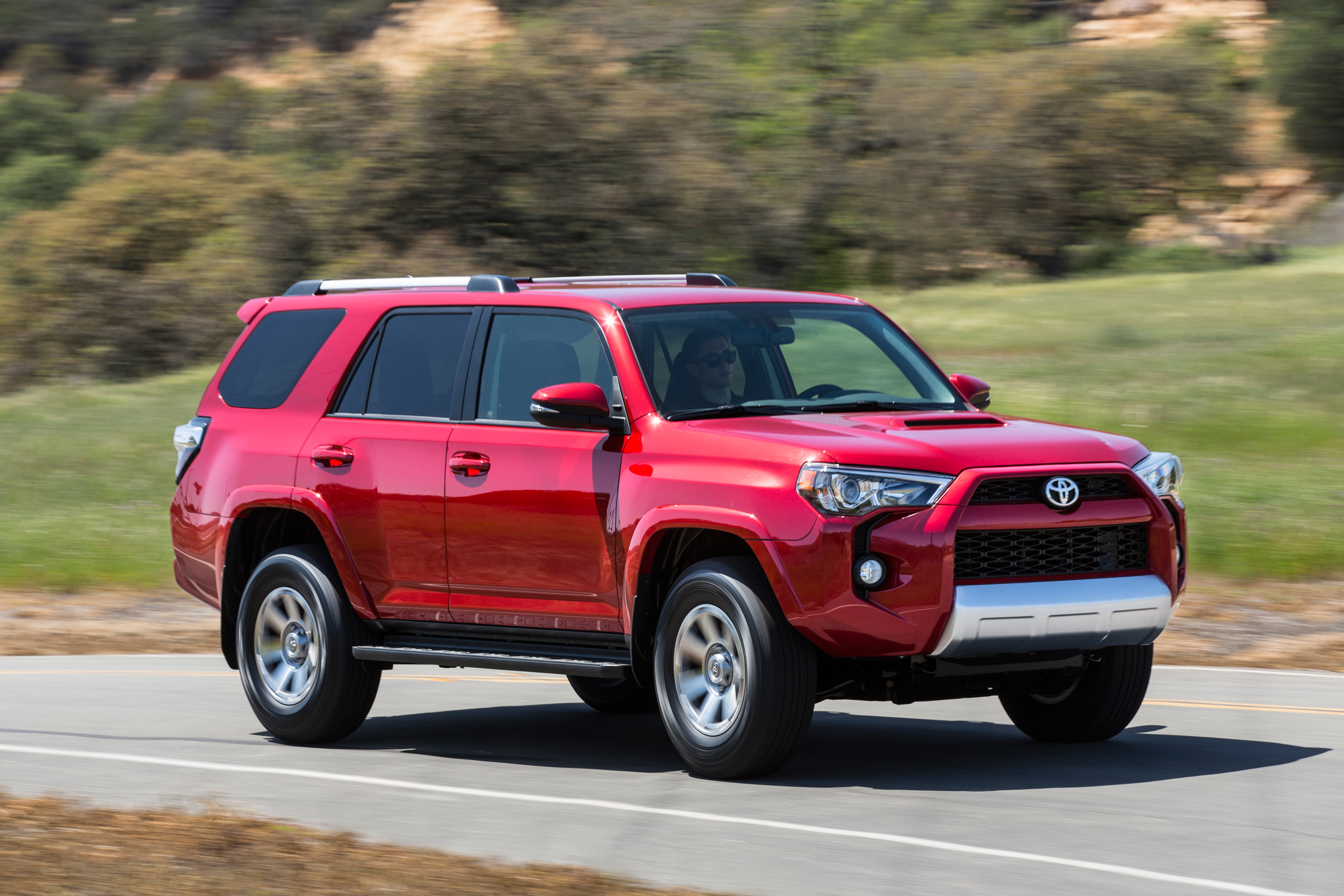 probamos a la toyota 4runner 2016 univision. Black Bedroom Furniture Sets. Home Design Ideas