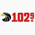 Logo Houston Que buena  102.9 FM