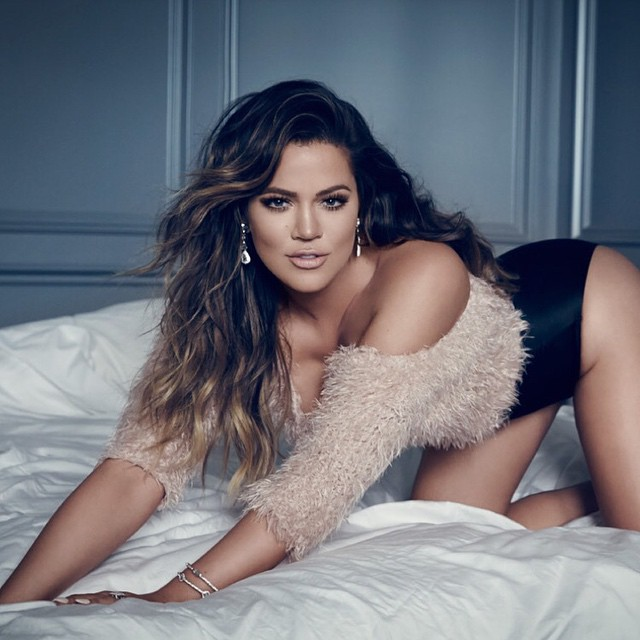 Khloé Kardashian Luce Más Sexy Que Nunca A Los 31 Años