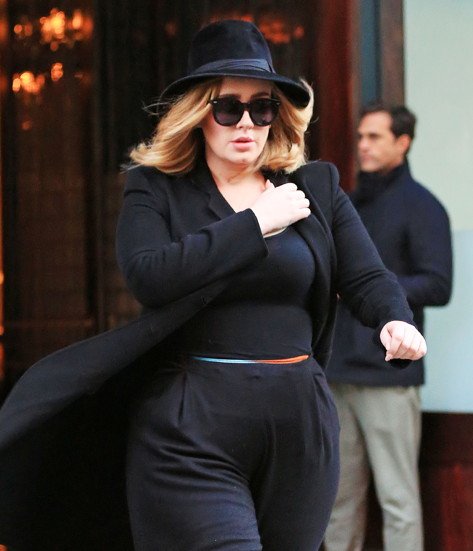 Amar A Muerte Capitulo 32: ¿Adele Está Bajando De Peso?