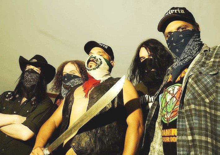 Esta banda de death metal asustó a todo el mundo eran un culto narco satánico