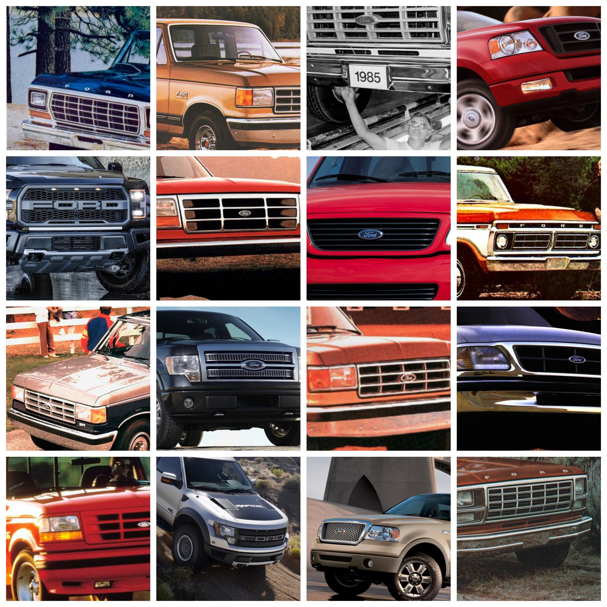 Amar A Muerte Capitulo 40: La Ford Serie-F Cumple 40 Años Como La Línea De Pickups