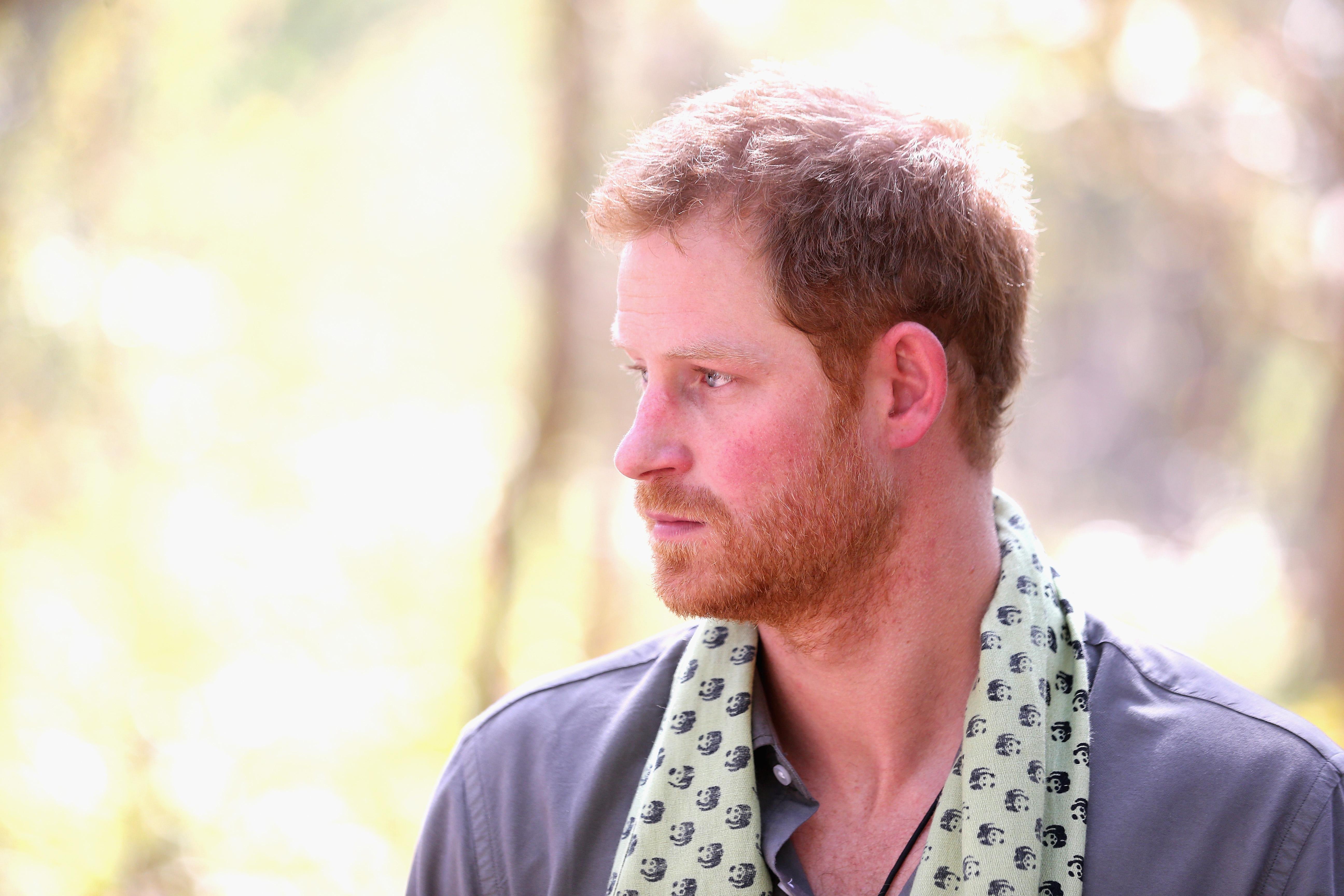 El príncipe Harry de Inglaterra se casará con la actriz Meghan ...