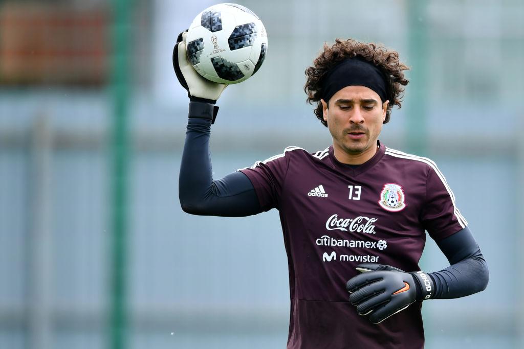 Memo Ochoa el mejor portero del Mundial Rusia 2018