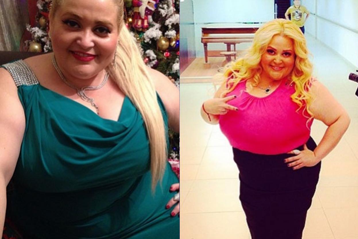 Sheyla rojas antes y despues de bajar de peso