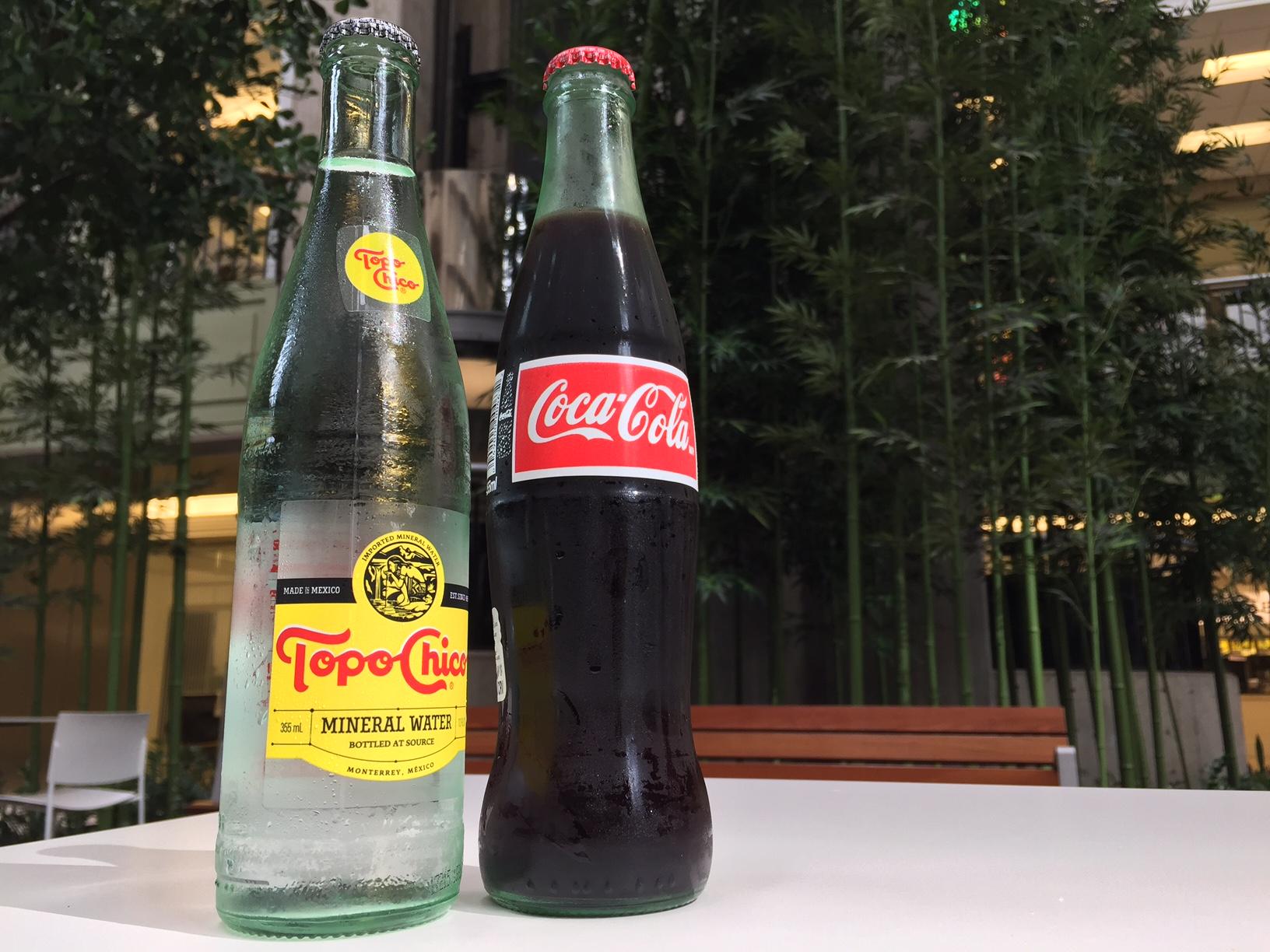 Coca Cola Compra Topo Chico El Agua Mexicana Que Gano Popularidad