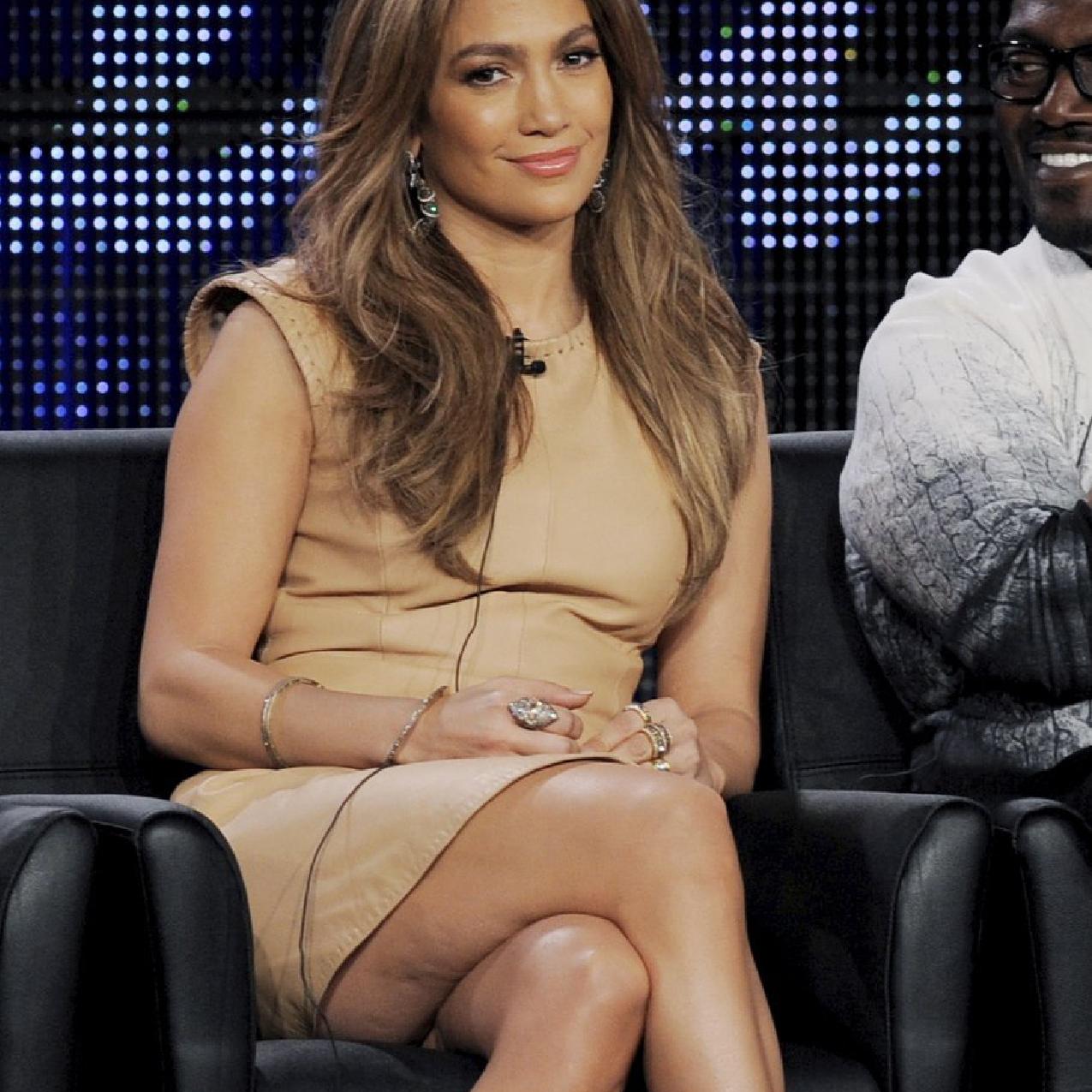 8 momentos en que la celulitis traicionó a Jennifer Lopez. - Univision