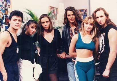 27 años después y el elenco de 'Alcanzar una estrella' se