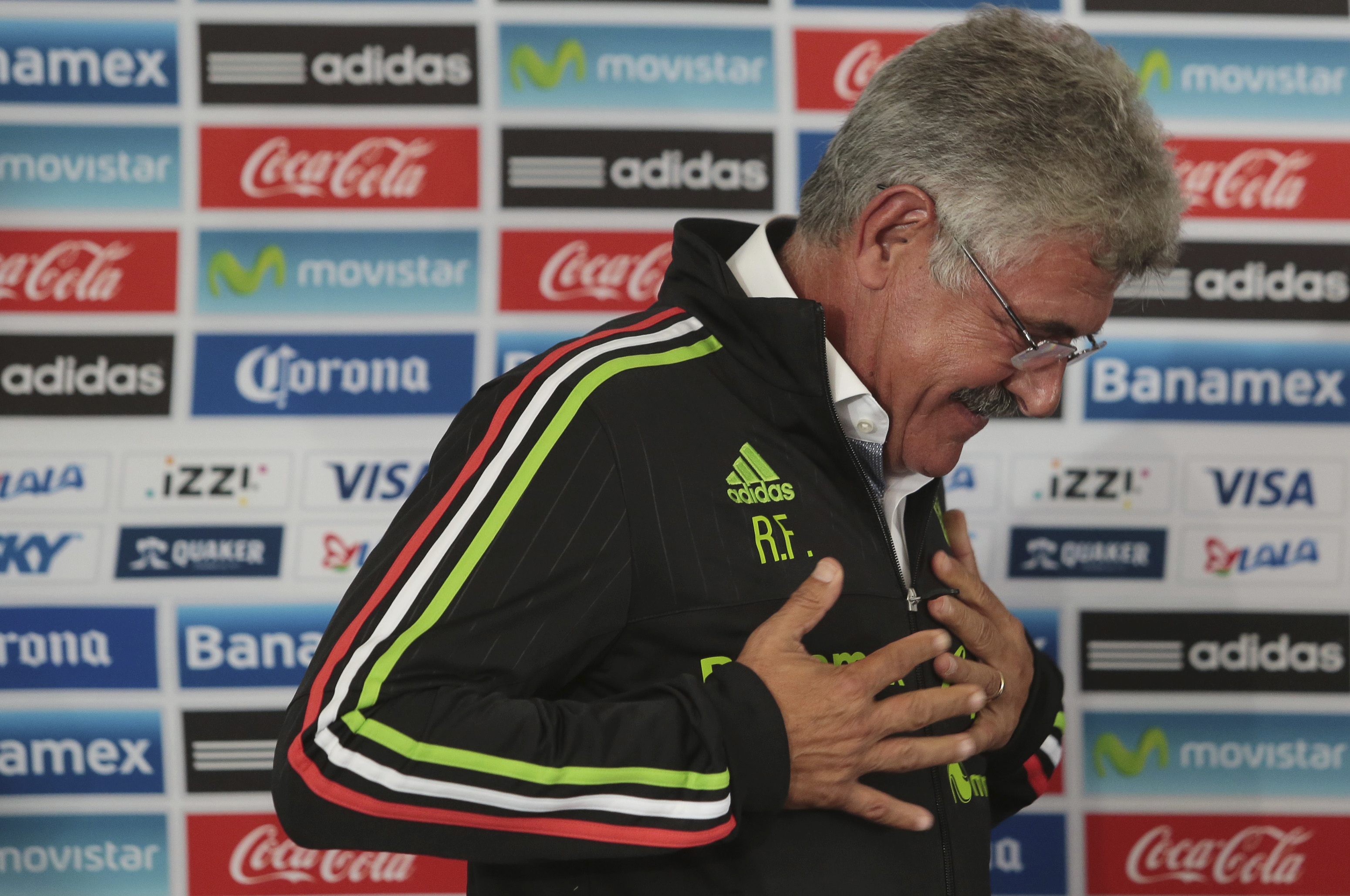 The 'Tuca' Ferretti announced that he would say yes to El Tri