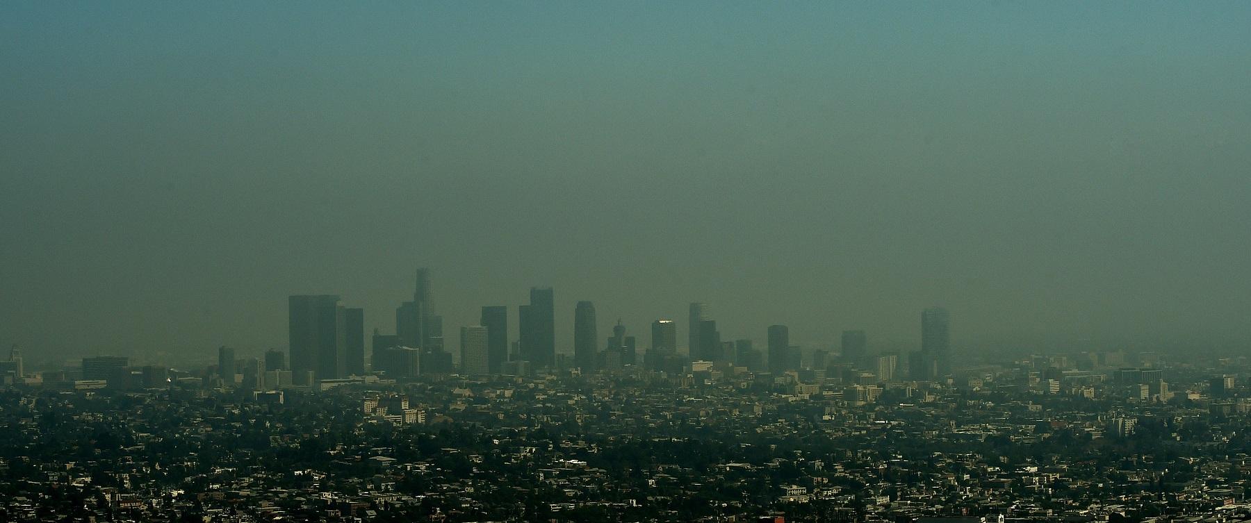 California, el estado más irrespirable de Estados Unidos - Univision ...