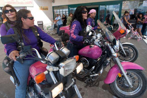 Dallas Harley Davidson >> 'Las Guerreras' al rescate de Ciudad Juárez - Univision