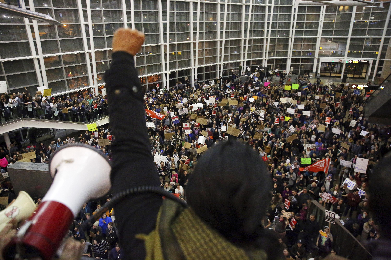 De Nueva York a Seattle, noche de protestas en los principales ...