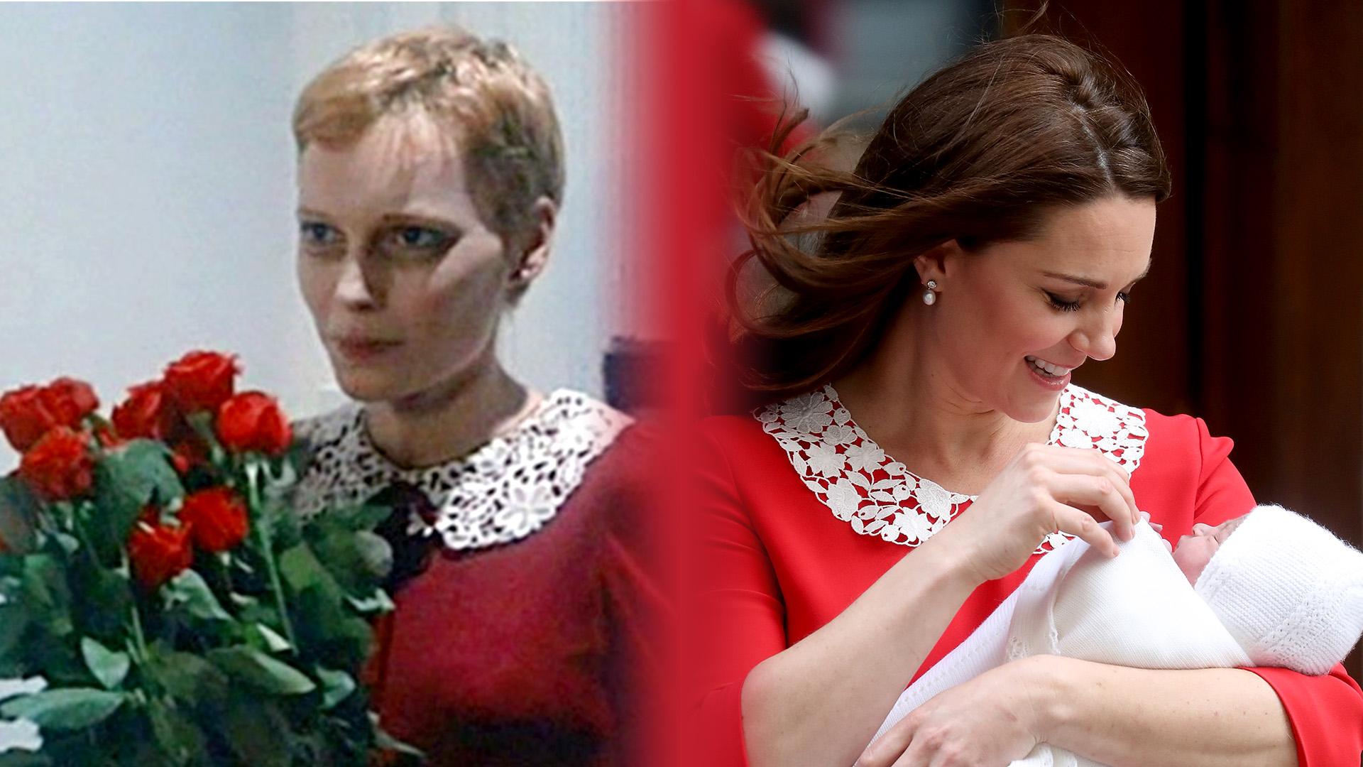 Comparan a Kate Middleton con una madre paranoica que tuvo un hijo ...