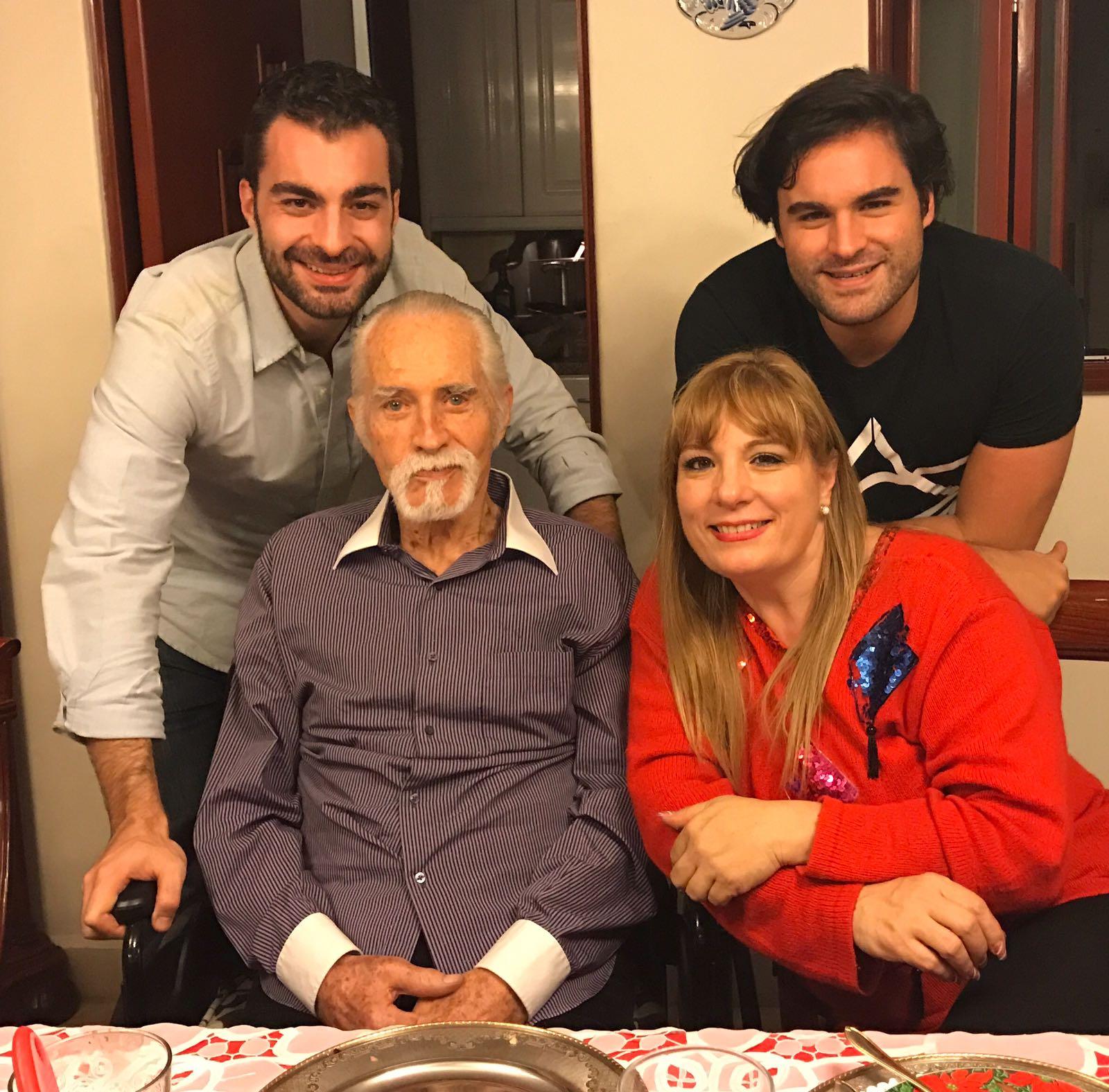 """La Familia De Rogelio Guerra: """"Ya Cerramos Con Rogelio En Vida, No Tenemos Temas Por Tocar"""