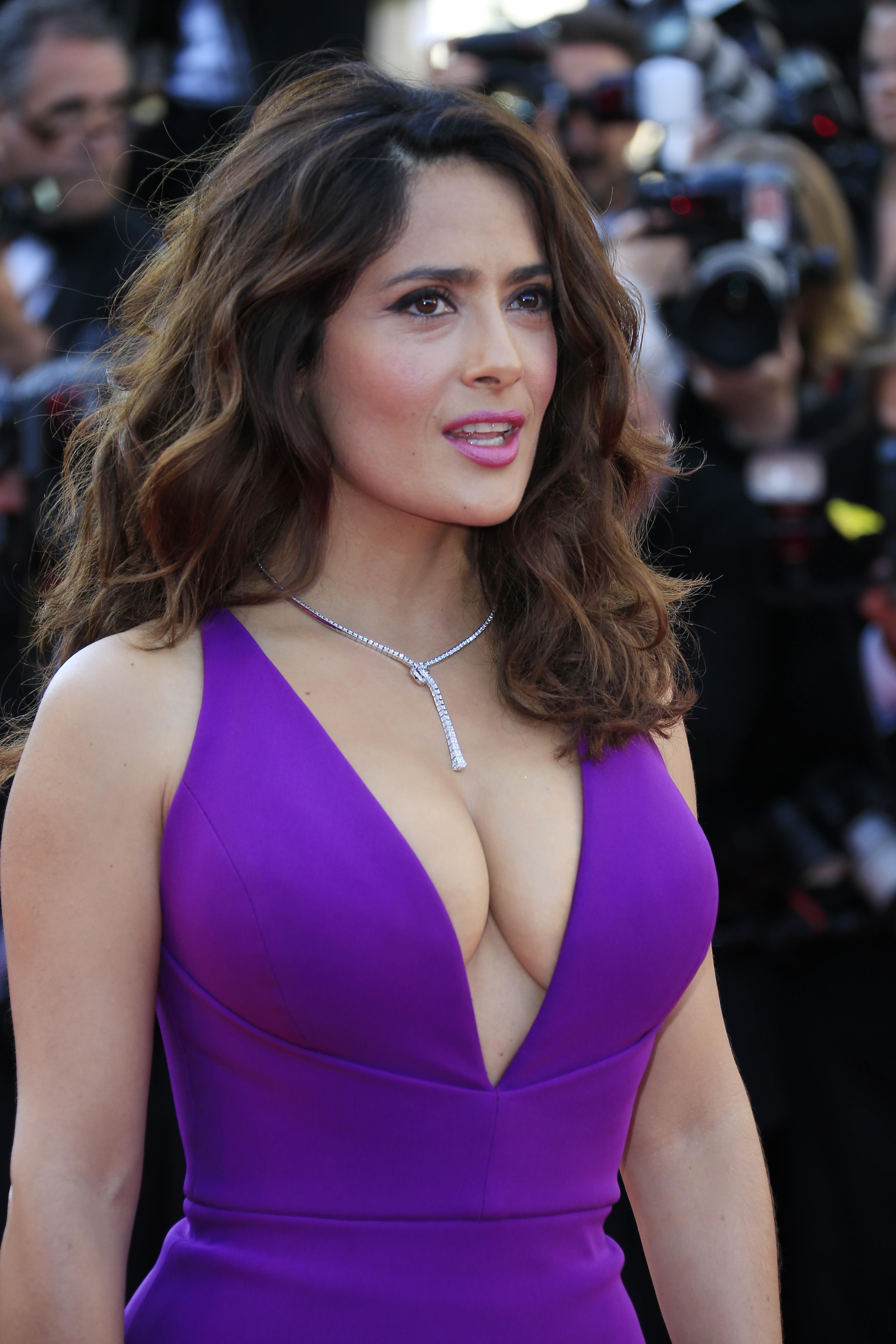 Interesting. Salma hayek desnuda