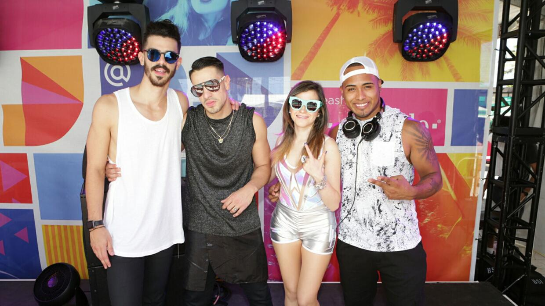 DJ Ali Stone, DJ Karlos y DJ Argelo hablan de su aventura por DJ@PJ