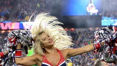 Conoce a las sexys porristas que acompañaran a los Patriots en el Super Bowl LI