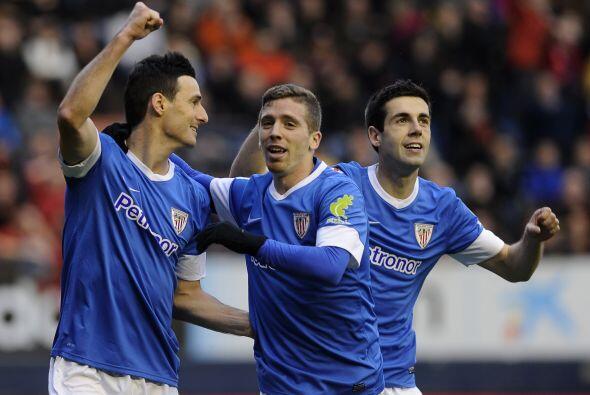 Por su parte, el Athletic Bilbao goleó en campo de Osasuna por 5-1, con...