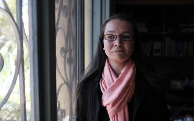 Linda Loaiza López, víctima de secuestro y agresiones sexu...
