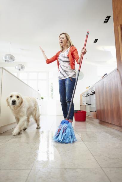 Si la higiene quieres mantener, debes delimitar las zonas en las que pue...