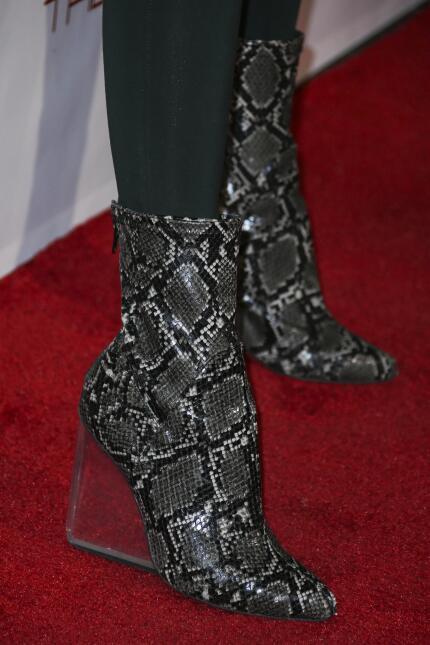 ¿Cuántos de ustedes regalarían estas botas para Navidad?