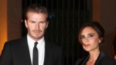 David y Victoria Beckham han donado a la Cruz Roja una colección de ropa...