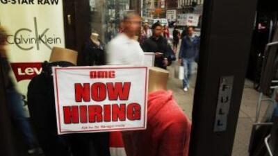 El índice de desempleo de Estados Unidos bajó al 5.9% en septiembre.