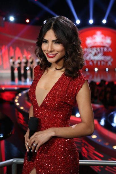 Alejandra Espinoza no perdió detalle de todas las reacciones de las chic...