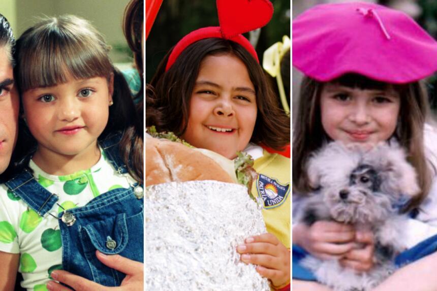 Actrices infantiles que dieron el cambiazo