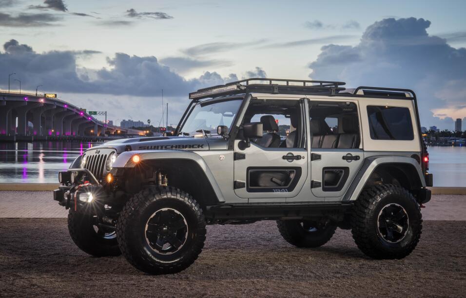 Jeep Switchback