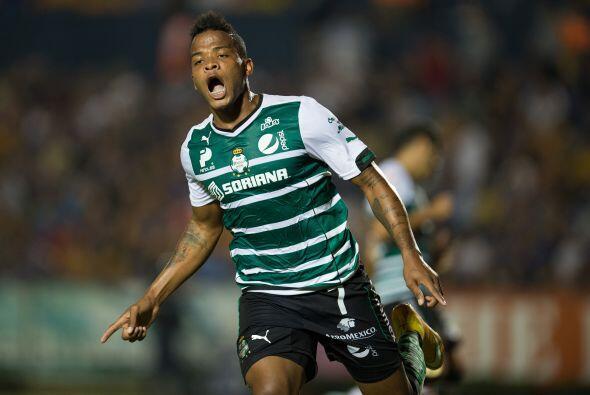 Santos se ha caracterizado por apostar por jugadores sudamericanos de ca...