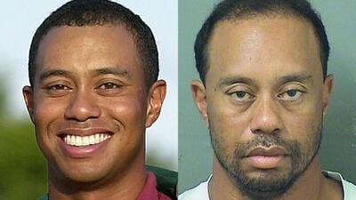 Tiger Woods: el Tigre que perdió sus rayas entre alcohol y mujeres