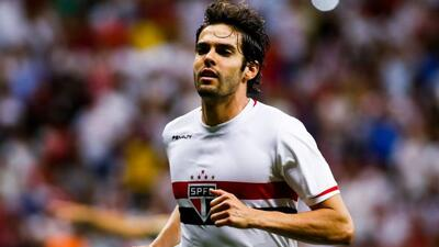 El ex jugador de Real Madrid y Milan fue convocado a Brasil por Dunga.