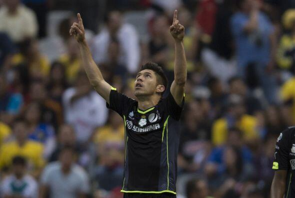 Oribe Peralta Morones es el nombre de la nueva gran contratación del Amé...