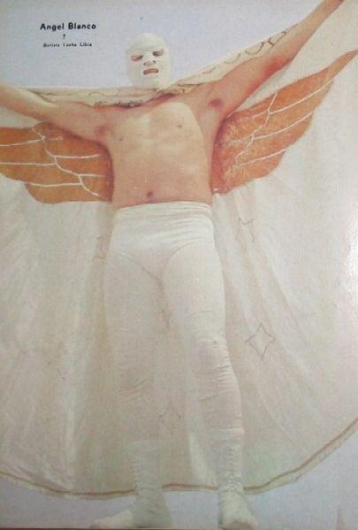 El Ángel Blanco era originario de Jalisco y fue alumno del 'Diablo' Vela...