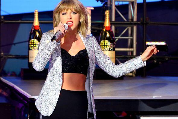 Taylor Swift: La rubia compite en las categorías Top Artist y Top Female...