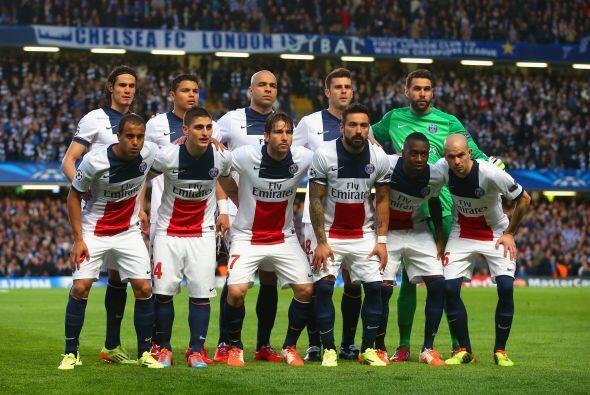 El París Saint-Germain (Francia) será el rival más complicado al que enf...