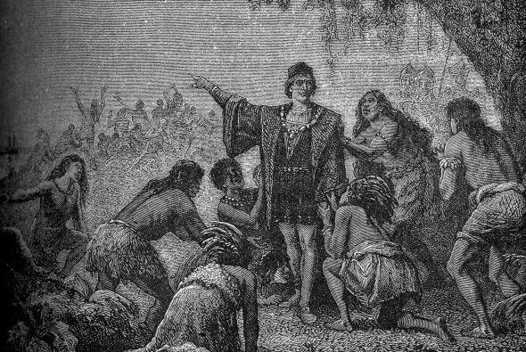 La profesora de Georgetown sostiene que Colón se valió del...