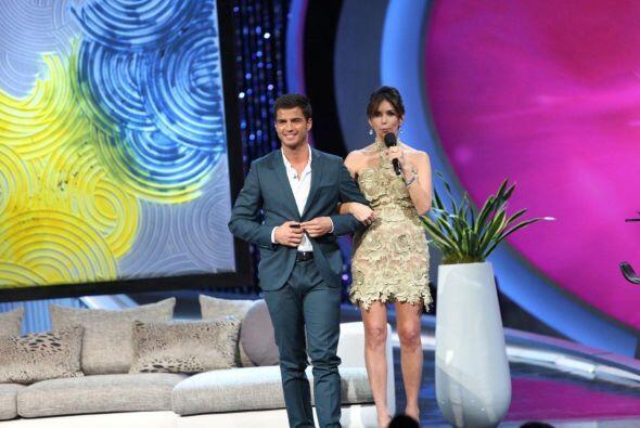 Reto Maxi Iglesias Nuestra Belleza Latina 2013