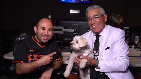 Ruben Ramos Reveals His Feelings About His Live CD Recording