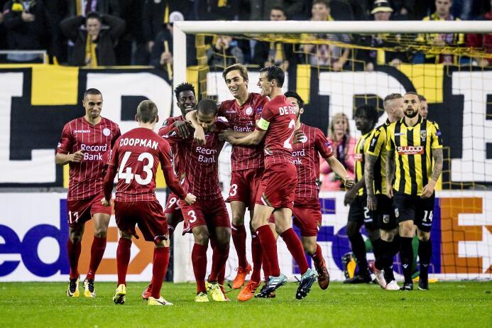 Vitesse 0-2 Zulte-Waregem: el equipo belga levantó cabeza y ahora está a...