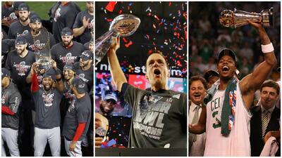 Boston, la cuna de los campeones en Estados Unidos